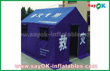 Tente de réfugié de tente de secours en cas de catastrophe de secours pour le gouvernement 300x400x270cm