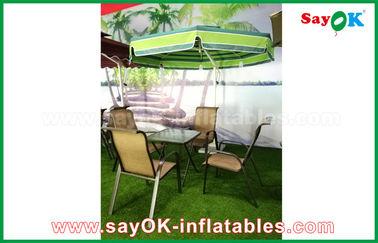 Échouez le matériel en porte-à-faux de nylon du parapluie 190T de patio de Sun de jardin extérieur