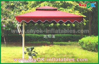 Banane faite sur commande de l'impression 300cm accrochant le parapluie de plage de Sun pour le jardin extérieur