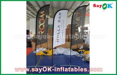 Tente se pliante de drapeau gonflable portatif de souffleur pour la promotion/publicité