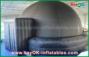 Tente gonflable de projection de Starlab de film d'équipement d'écoles d'enfants plein dôme de 360 degrés