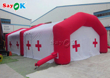 Chine Water - Proof Large Medical Isolation Tents / Field Hospital Tent usine