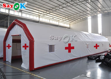Chine High Durability Blow Up Air Tent  / Antibacterial Inflatable Tunnel Tent usine