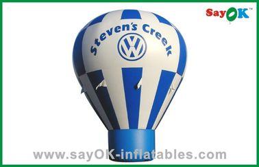 Taille gonflable des produits 6m de la publicité de ballon grand gonflable fait sur commande
