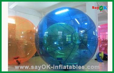Jouets de flottement de marche de l'eau de parc d'attractions de boule de l'eau gonflable drôle pour des enfants