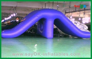 Jouets gonflables de l'eau du parc aquatique des enfants, glissières drôles de piscine de PVC