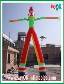 Danseur gonflable écologique d'air, homme de ondulation gonflable Vent-résistant